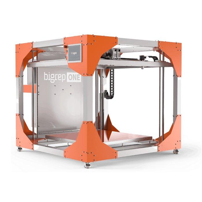 BigRep One 3D Drucker im CoreXY Style