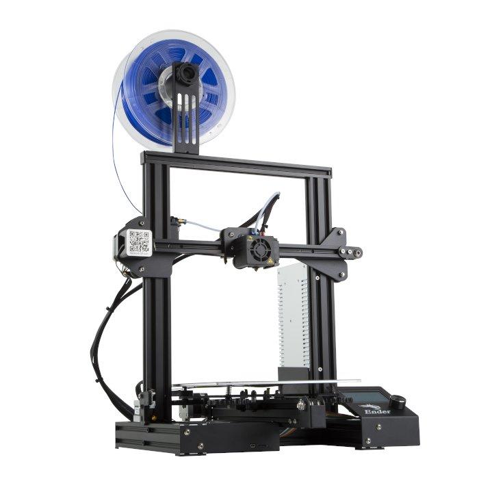 Creality Ender 3: 3D Drucker im Prusa/Mendel Style