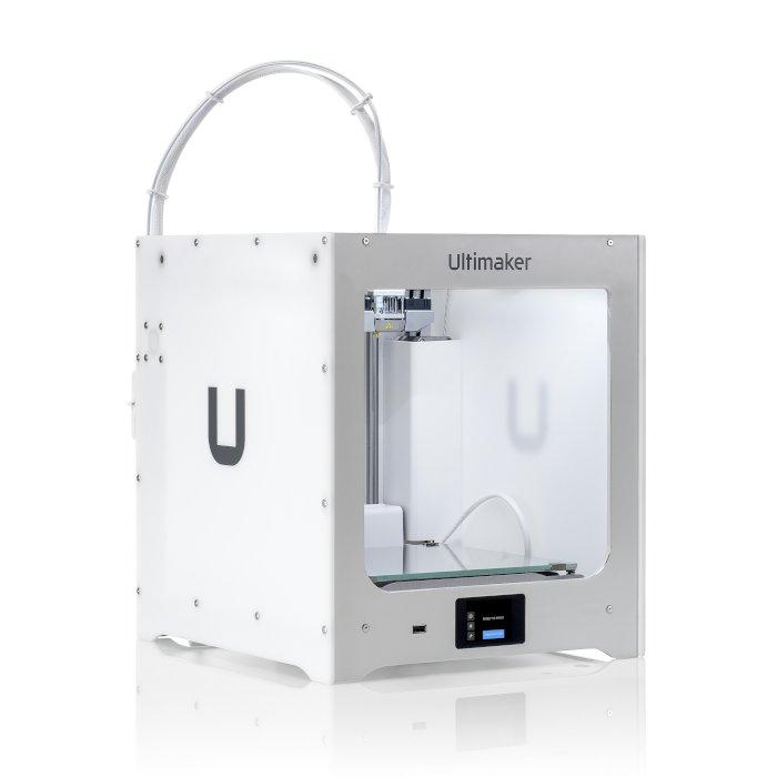 Ultimaker 2+ Connect 3D Drucker im Ultimaker/Darwin Style
