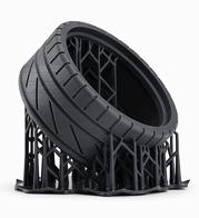 Reifen aus Form2 Resin Flexible