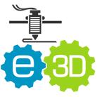 Logo von E3D Online aus Großbritannien